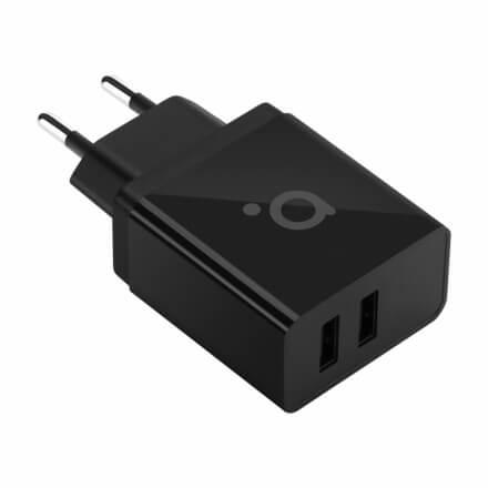 Зарядное устройство ACME CH204 wall charger AC100-240 V 2,4 A