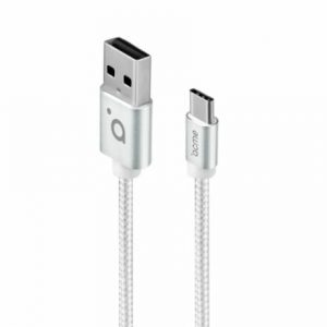 ACME CB2041S USB type-C cable, 1m Silver