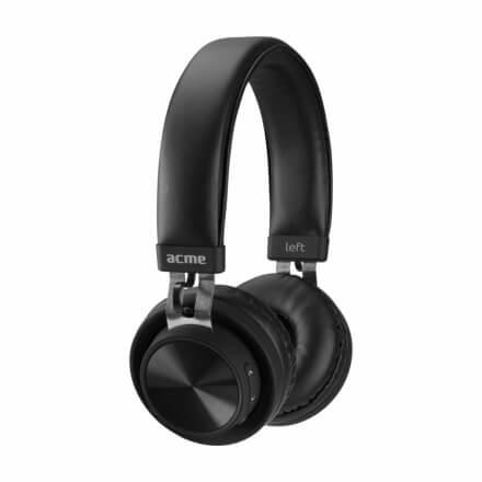 ACME BH203 Wireless on-ear headphones
