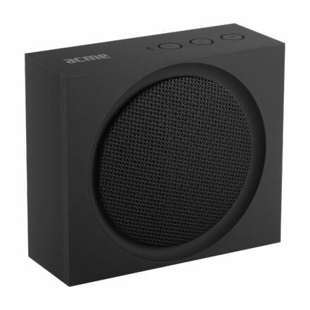 Acme PS101 Bluetooth portable speaker Black